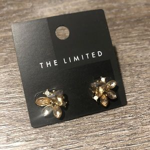 Limited Gold Cluster Earrings